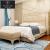 フェニのプレチに邪魔された沢意式本革ベッド牛革寝室室大気ダンベル1.8 m後モダン家具全本革された1800*2000 mm