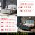 【スーパーマン气割引き】詩帝軒ベクレン純木ベケット1.8メートルシンプルな沢寝室ダンベル1.5メートル高級灰本革ベクレン家具アレカンベッド【シングルジッド】2000*2200