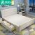 効果権ベッド純木ベド新中国式1.8 m 1.5 mゴム木白色収納ベベル純木寝室ベド象牙白ベド1200*2000標準ベド