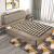 手紙の際には北欧風の引き出しベドダンプ寝室家具の板式ダンベルの気動収納納ベベル収納収納ベド収納納納納納納納納納納本ベド(ベトド)1800 mm*2000 mm