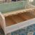 纯木液圧收纳ベクターベケット1.5ベルト棚付きベド大人多机能一体収纳ベド白松木原木无漆(液圧收纳ベクタ)2000*1500