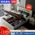 SUNHOO家私ダンベル1.8メートルモダンシン大ベトド1.5 m硬板ベド寝室板式ベドQX 1收纳ベド+ベド头台*1+5 cm繊维パルトパッド2.0 mm*2000 mm