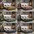 左睿意式プリチの沢ベケット本革ベド1.8 m純木ダンベルベルスタンド赤寝室モダシンプレル制ベド(輸入ヘッド層牛革)1.8 m*2.0 mの骨組み
